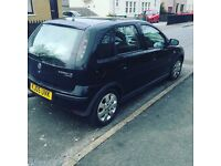 2005 Vauxhall corsa c for sale 1.2 twinport