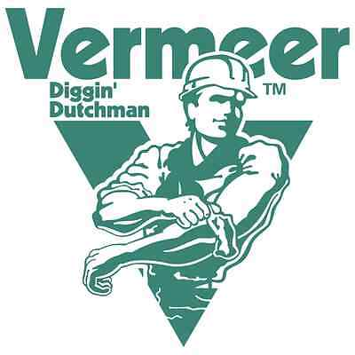 Vermeer Decals Wood Chipper Stump Grinder