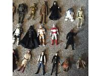 Star Wars figure bundle