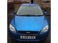 Ford Focus diesel low mileage