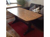 Lovely 5ft ercol table