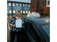 Driving lessons in Edinburgh from £22
