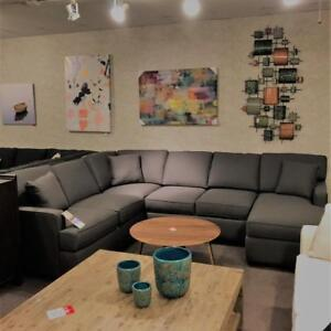 Evanston Sectional by Birch Lane NEW  * 5 CORNERS FURNITURE*