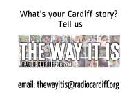 Tell Your Cardiff Story