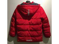 John Lewis child's winter coat - Brand New
