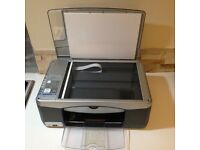 HP 1317 all in one USB Printer Scanner Copier