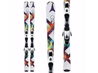 Atomic affinity Air 2013 Women, 152cm, bindings & ski poles included