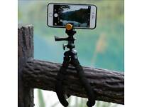 Brand New FREE DELIVERY - Flexible Tripod Gorilla Stand Mount Holder for Camera Phone or GoPro
