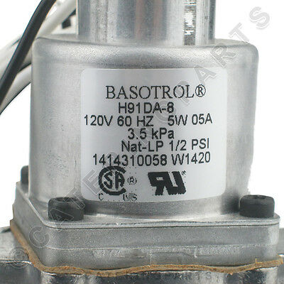 120 Volt Gas Solenoid Valve Middleby Marshall Lincoln Oven Henny Penny Fryer