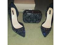 Carvela Glow heels size 7