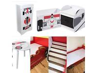 5 pieces bedroom set kidsaw