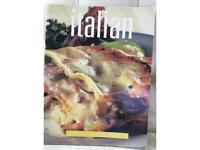 Italian simple cookery used