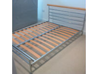 Jay-Be metal framed double bed