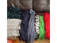 Next scarve/ shawls