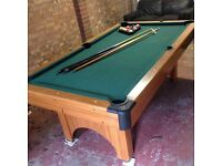 Pool table for sale £60 cheap!
