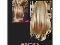 All type of human hair extensions ✅👌