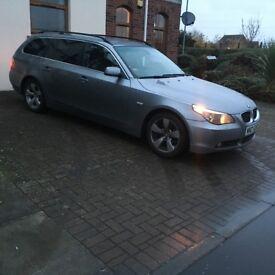 BMW 520d 2005