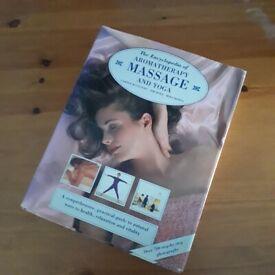 Aromatherapy Massage & Yoga book