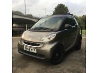 Convertible Smart Car ForTwo Passion - LOW MILEAGE