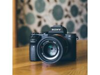 Sony a7ii body mint condition
