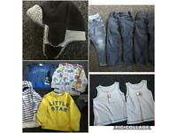 Age 3-4 boys clothes bundle