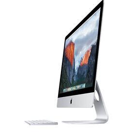 "27"" 5k iMac with Retina display"