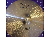 "Paiste dimensions signature 22"" ride cymbal"