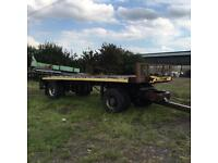 5th Wheel Heavy Duty Dolly + 20ft Trailer