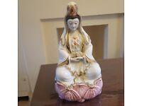 Quan Yin Statue 12 Inches Tall