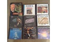 50 CD cassetts