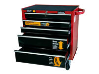 Brand NEW Halfords 5dr Professional Tool Cabinet / FREE Local Delivery / Tool Chest Toolbox Tool Box