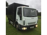 Ford Eurocargo Tipper Lorry