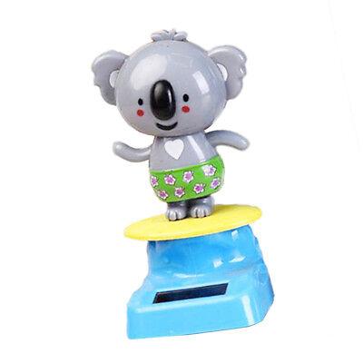 Koala Wackelfigur Solarfigur Tanzende Meerjungfrau Figuren Dekoration