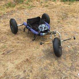 Used Peter Lynn Kite Buggy sold