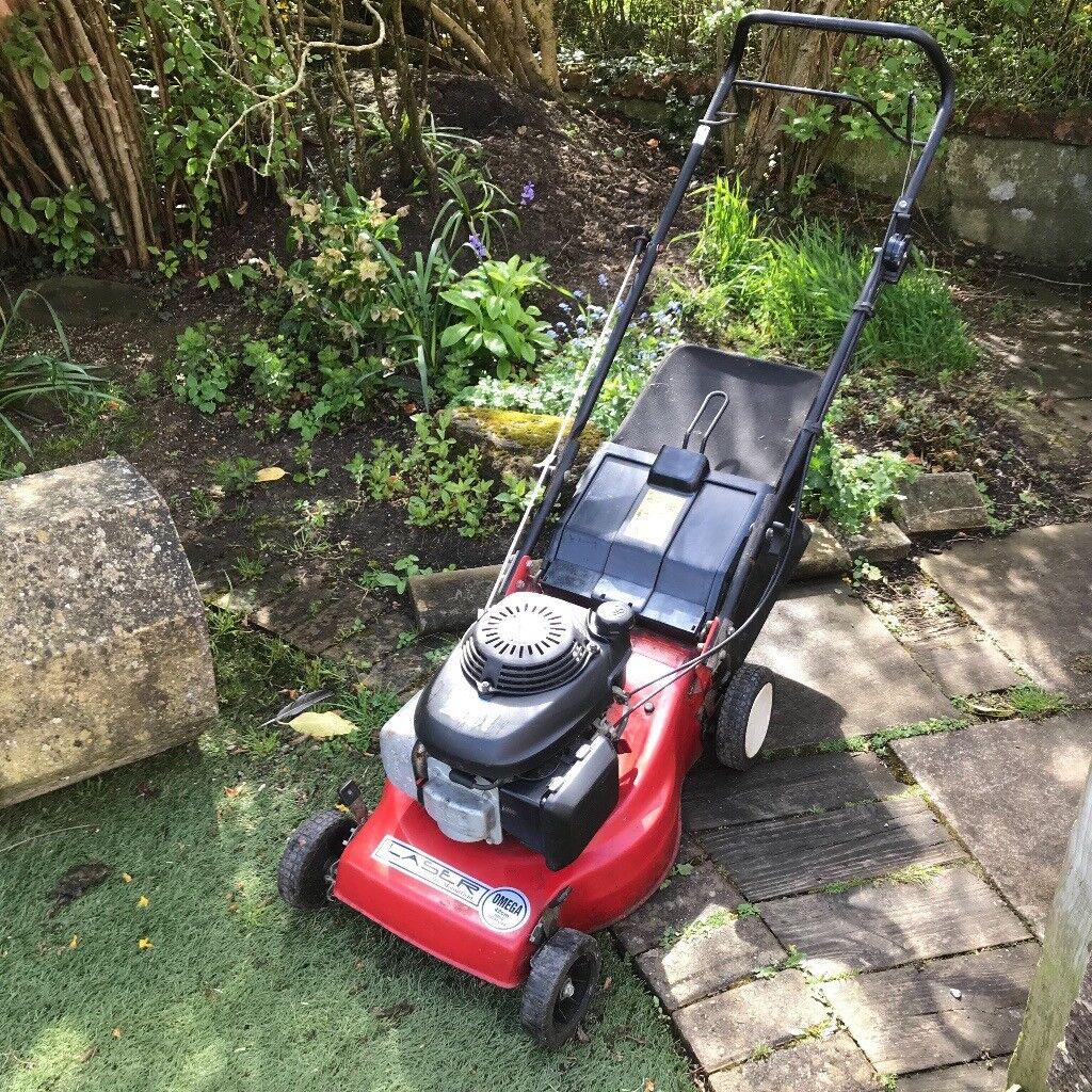 mountfield laser omega honda engine lawn mower  trowbridge wiltshire gumtree