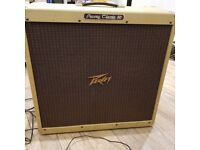 Original Peavey Classic 50 tweed, 50W 4x10 combo amp with footswitch, excellent condition
