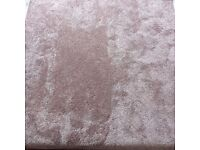 Carpet cut offs and underlay