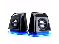 POWERFUL BASS LIGHTING SPEAKER - BassPulse 2MX