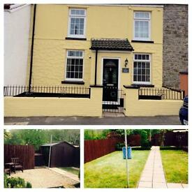 Three Bedroom Rental - Merthyr Tydfil - Abercanaid