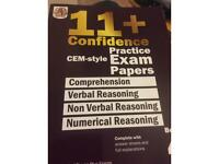 11 plus: CEM Style Practice Exam Papers