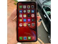 Apple iPhone XR -128GB-Excellent Condition- unlocked to all networks - Apple Warranty-cheapest in uk