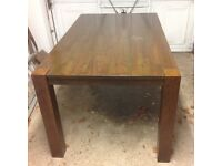 Sturdy Large Dining Table