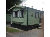 Static caravan for sale Fallbarrow Park Lake District 1 year old