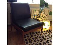 Mid century, danish style, arm chair
