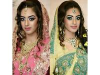 Bridal hair and make up artist (Sapnabridals)