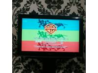 Samsung 32 inch TV built in dvd player +HD Sky box