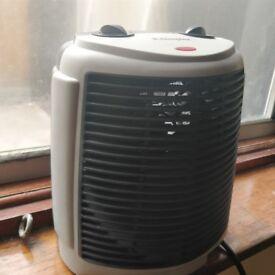 Dimplex Essentials DEUF2 2kW Upright Fan Heater