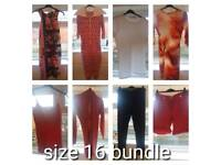 Size 16 women's bundle
