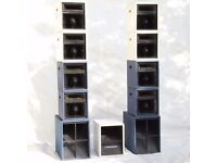 complete pa system turbosound