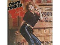 Tanya Tucker - TNT - 12 inch Country Vinyl LP Record